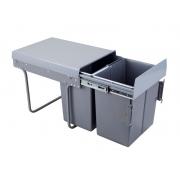 Разделна кухненска кофа за вграждане в шкаф CLG20C