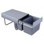 Разделна кухненска кофа за вграждане в шкаф CLG15C