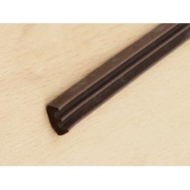 Уплътнителна лента за рамки на врати и прозорци Tytan E-профил - Кафяв