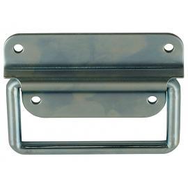 Метална дръжка без пружина за тонколони и кейсове Adam Hall 3440