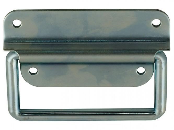 Метална дръжка без пружина за тонколони и кейсове 3440
