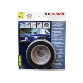 Fix-o-moll Double-sided Self-adhesive Mounting Tape