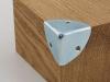 Метален тристенен ъгъл за кутии и кейсове NS 36 - Употреба