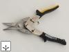 Ръчна ножица за рязане на ламарина и метални листове Bessey D16S - Права