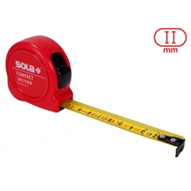 SOLA Compact Short Measurement Tape - 3 m