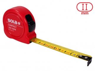 Ролетка за измерване SOLA Compact - 3 метра