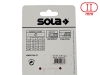 Ролетка за измерване SOLA Compact - 3 метра, Опаковка
