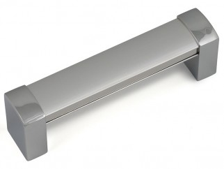 F380 Aluminium Furniture Handle - 128 mm