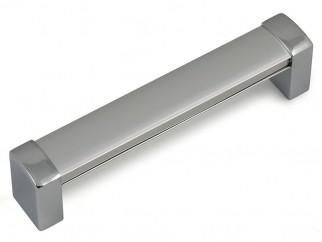 Алуминиева дръжка за мебели F380 - 160 мм