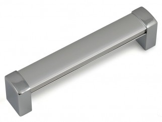 F380 Aluminium Furniture Handle - 160 mm