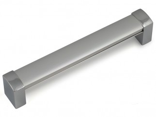 F380 Aluminium Furniture Handle - 192 mm