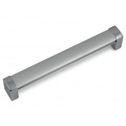 Алуминиева дръжка за мебели F380 - 224 мм