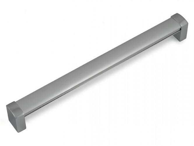 Алуминиева дръжка за мебели F380 - 320 мм