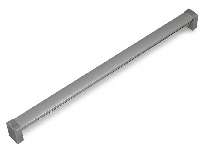 Алуминиева дръжка за мебели F380 - 480 мм