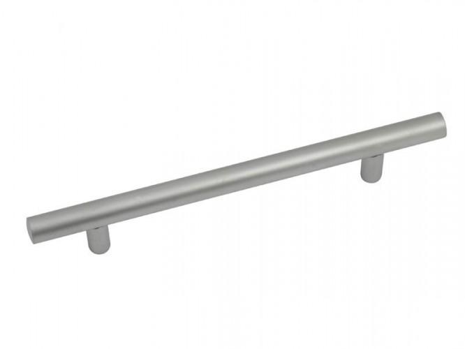 Дръжка за мебели RS - 128 мм, Хром мат