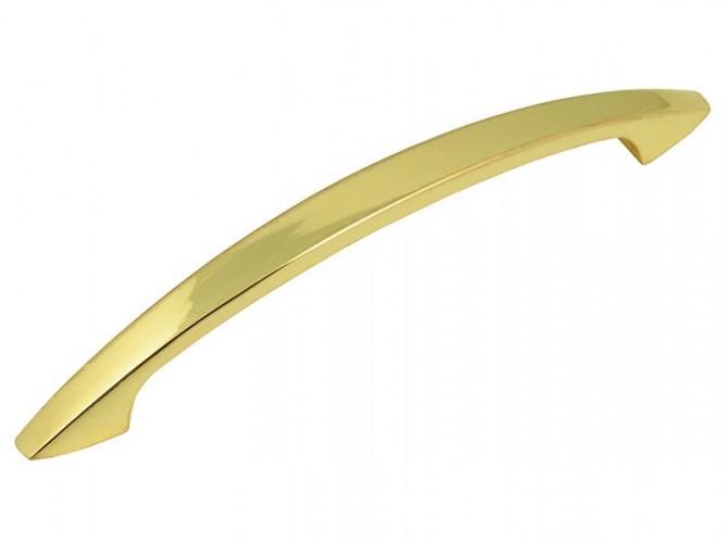 Мебелна дръжка 026 - 96 мм, Злато