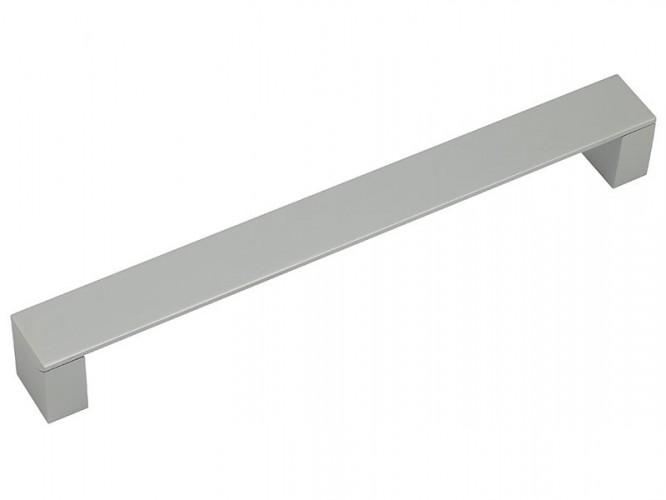Алуминиева мебелна дръжка MD-337B - 224 мм