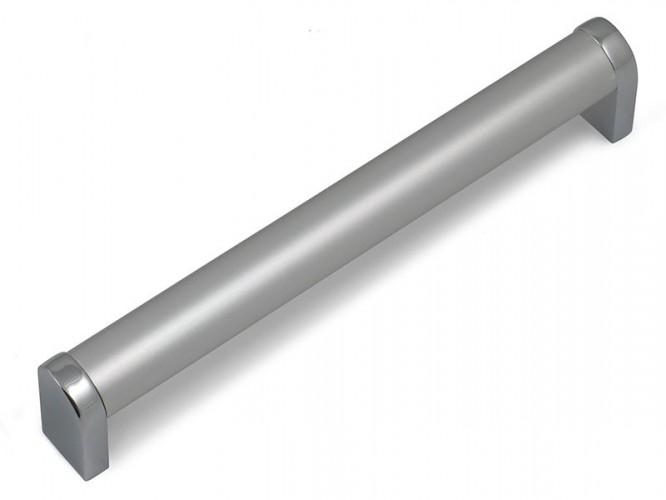 Алуминиева мебелна дръжка 418 - 192 мм