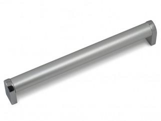 Алуминиева мебелна дръжка 418 - 224 мм