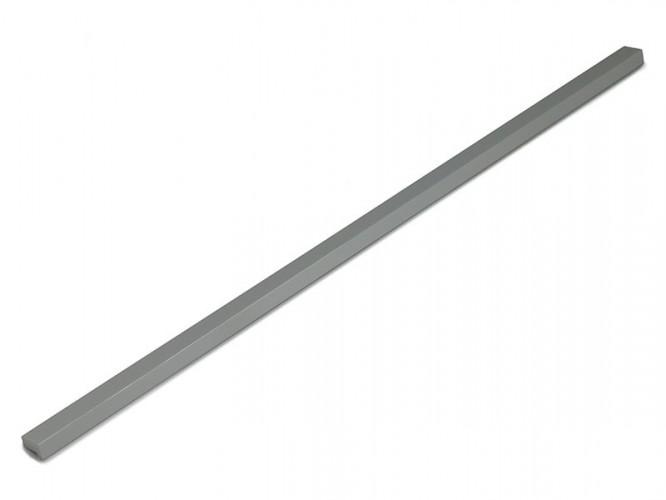 Алуминиева мебелна дръжка 710 - 544 мм