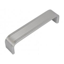Алуминиева дръжка за мебели KAMA AE - 128 мм