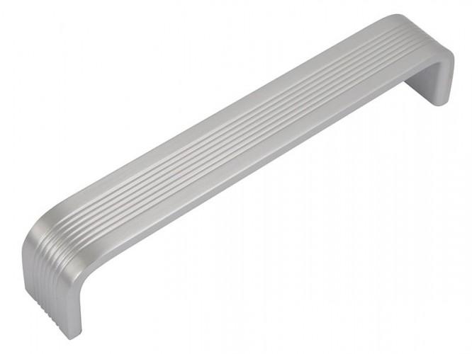 Алуминиева мебелна дръжка - AE - 160 мм