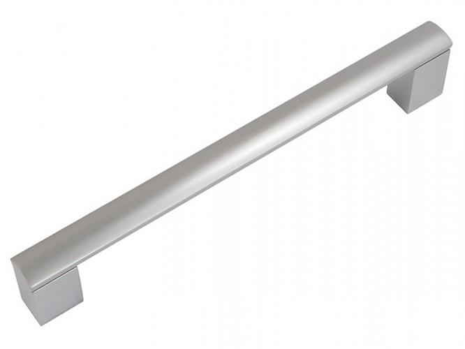 Алуминиева мебелна дръжка 845 - 192 мм