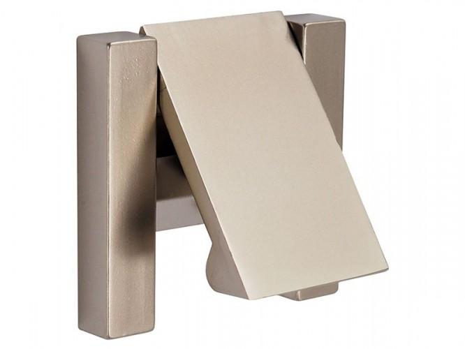 Мебелна дръжка 114 - 32 мм, Сатен