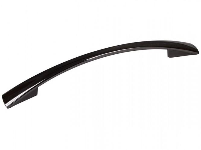 Мебелна дръжка 1052 - 128 мм, Черен никел