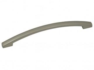 Мебелна дръжка 1216 - 128 мм, Никел мат