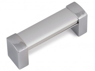 F380 Aluminium Furniture Handle - 96 mm