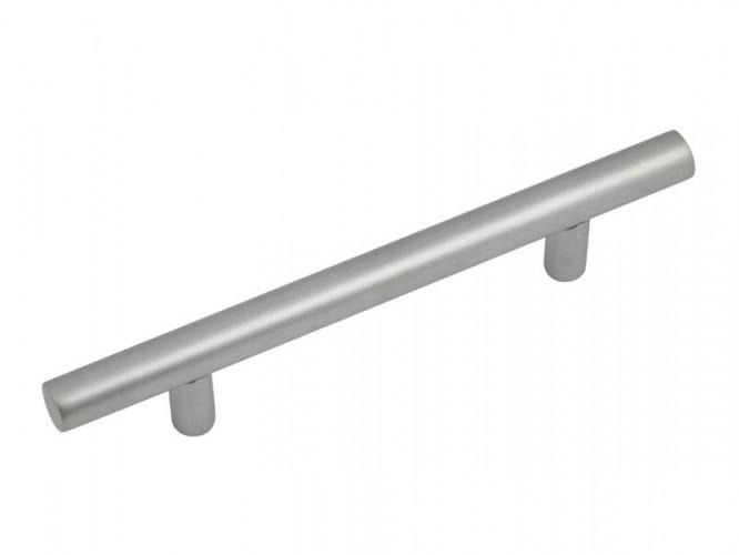 Мебелна дръжка RS - 96 мм, Хром мат