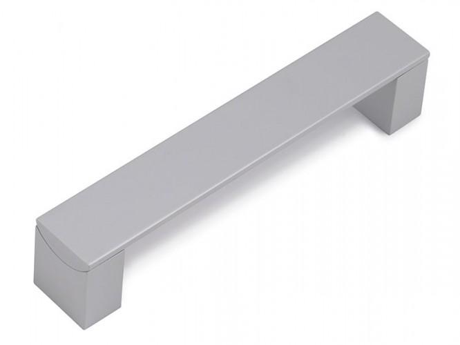 Алуминиева мебелна дръжка 337B - 128 мм