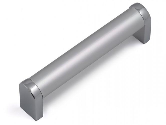 Алуминиева мебелна дръжка 418 - 128 мм