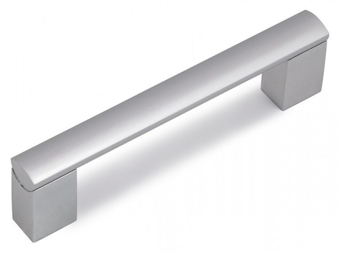 Алуминиева мебелна дръжка 845 - 128 мм