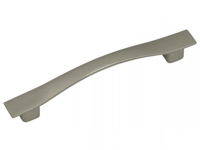 Мебелна дръжка 8115 - Никел мат, 96 мм