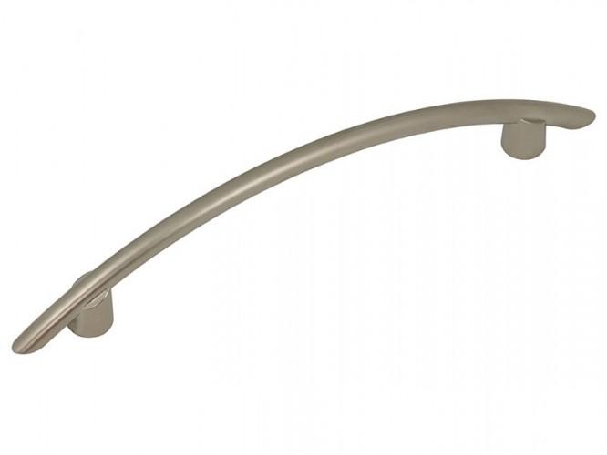 Мебелна дръжка 8833 - 96 мм, Никел мат