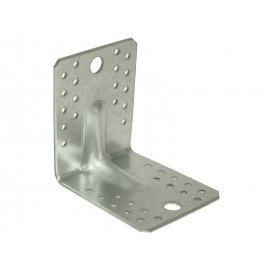 KP 2 Wide Strengthened Angle Bracket - 105 x 105 x 90 mm