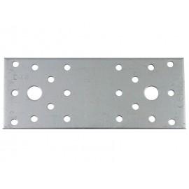 Плоска метална планка с перфорация DMX LP 2 - 140 x 55 мм