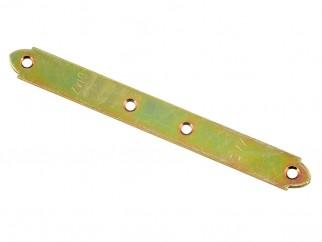 LW 4 Straight Metal Plate - 148 х 17 mm