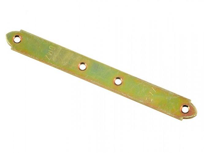 Усилена плоска метална планка LW 4 - 148 х 17 мм