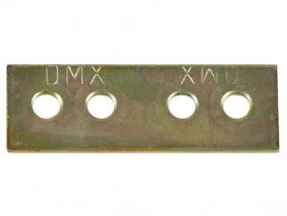 LW 1 Straight Metal Plate - 48 х 17 mm