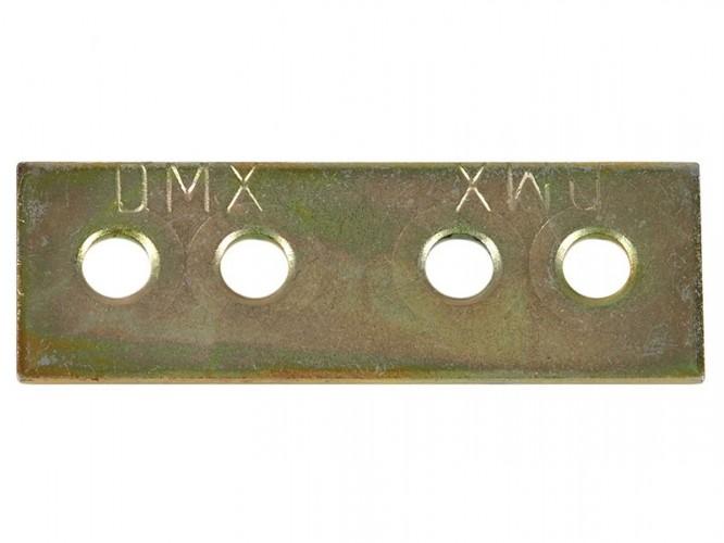 Усилена плоска метална планка LW 1 - 48 х 17 мм