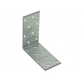 KM 7 Metal Angle Bracket - 80 x 80 x 40 mm