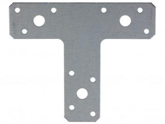 KT 2 T-type Flat Metal Plate - 150 х 127 х 38 mm