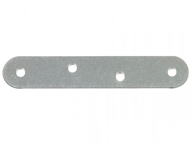 Плоска метална планка за укрепване - 97 х 18 мм