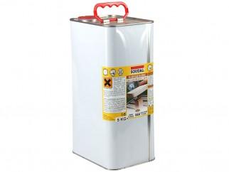 Soudal 66A Polyurethane Wood Glue - 5 kg