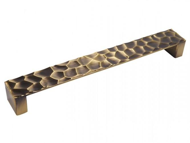 Старинна мебелна дръжка 8448 - Старо злато