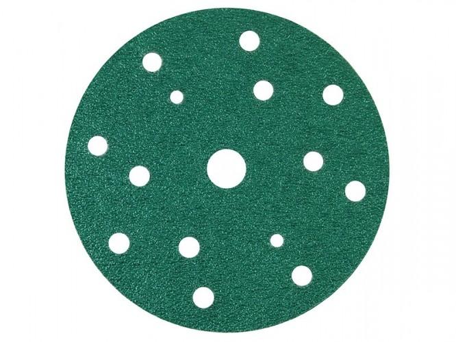 Абразивни велкро дискове с филмова основа Sunmight L312T, P40 - P600