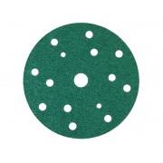 Абразивен велкро диск с филмова основа Sunmight L312T - ф150 мм, P1000